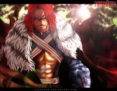 Fairy Tail 495 Gildarts by acnoxsus
