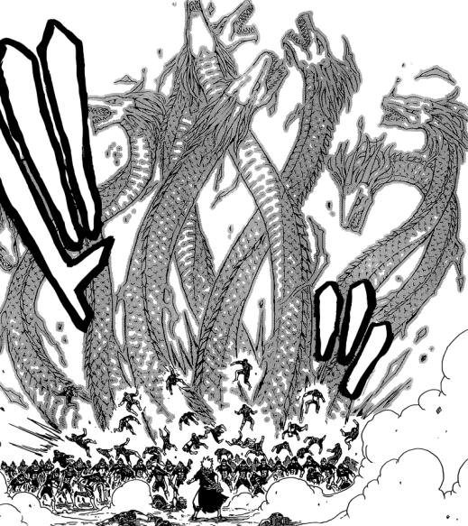 God Serena's Dragons