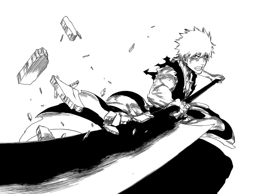 Ichigo's Original Zangetsu