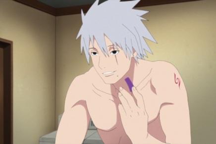 Kakashi's Face! S-Rank Mission – Naruto Shippuden469