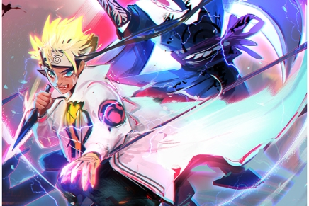 Fighting to Protect – Naruto and Sasuke