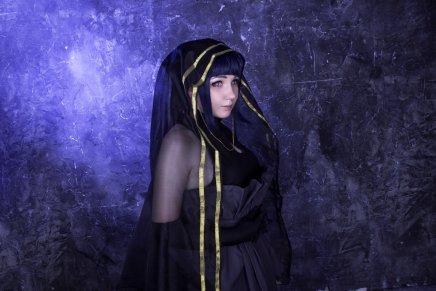 Cosplay: Hinata Hyuga (Naruto TheLast)