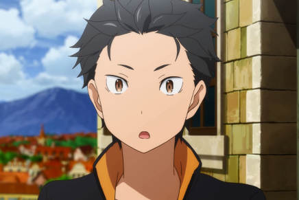 Five Reasons Why you Should be Watching Re:ZERO -Starting Life in Another World-