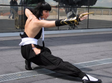 Soi Fon Bleach by TammYTA
