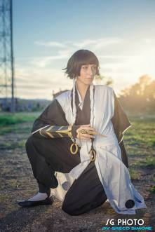 Soi Fon Bleach Cosplay by TammYTA