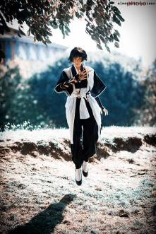 Soi Fon Cosplay Bleach by TammYTA