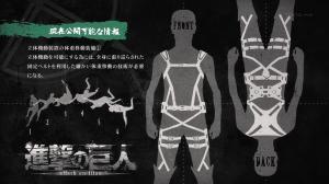 Attack on Titan body gear