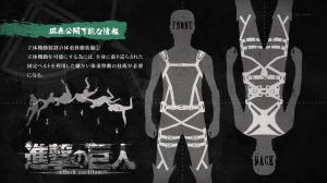 Attack on Titan body gear