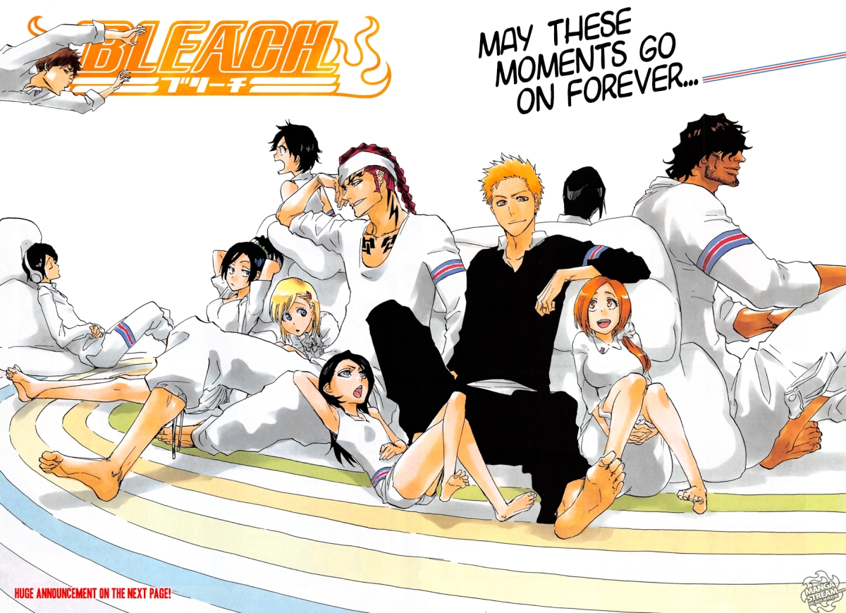 Ichigo And Orihime Married