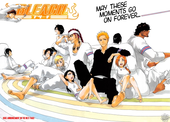 Bleach End