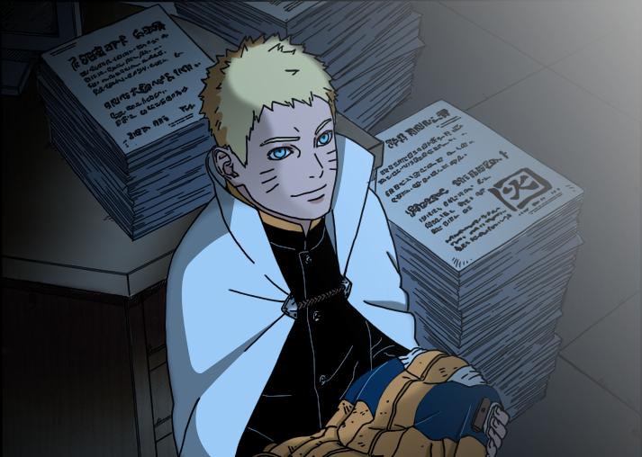 Boruto 4 Naruto by Theorothersopie
