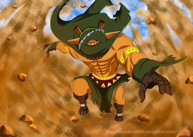 Fairy Tail 496 Efman by laxusdreyards