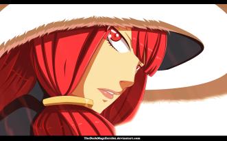 Fairy Tail 497 Irene Eileen by thedarkmagezeref01