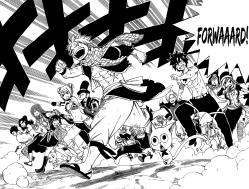 Fairy Tail attacks