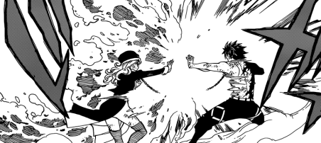 Gray vs Juvia