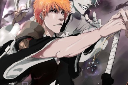 In The End – Ichigo and Hollow Ichigo