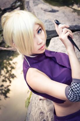 Ino Yamanaka Cosplay by qtxpie
