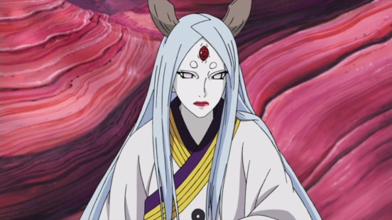 Kaguya in Root World