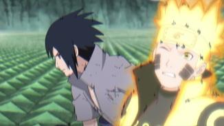 Naruto Sasuke in High Gravity Dimension