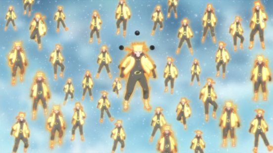 Naruto's Clones