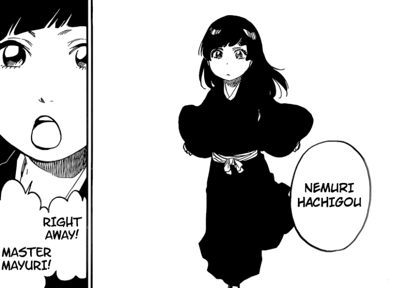 which bleach captain are you