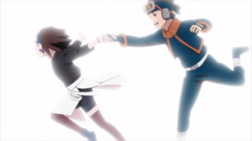 Rin and Obito
