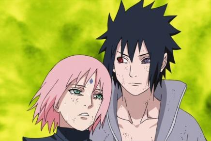 Sasuke's Rescue! Obito's Effort – Naruto Shippuden470