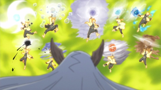 Tailed Beasts Rasengan's