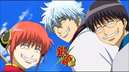 Gintama Manga Gets New TV Anime Series