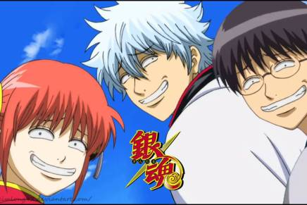 Gintama Manga Gets New TV AnimeSeries