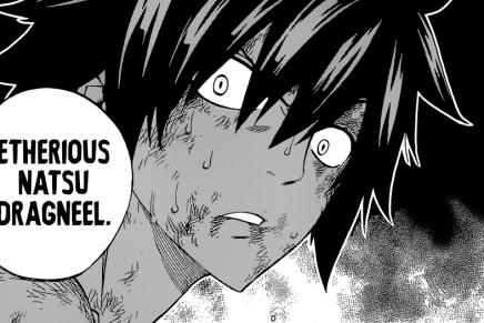 Gray Learns Of END! Juvia Alive – Fairy Tail 500
