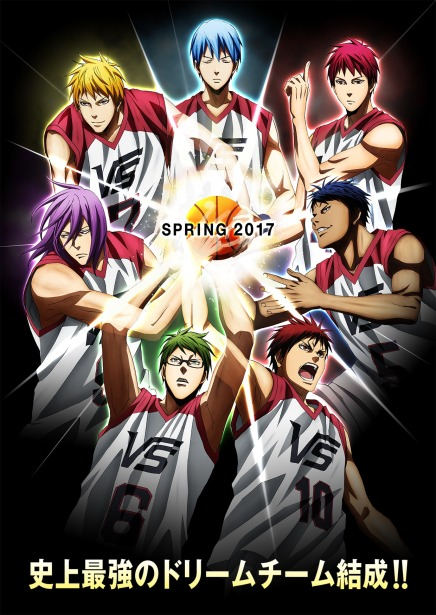 Kuroko's Basketball Last Game Film To Open 18th March