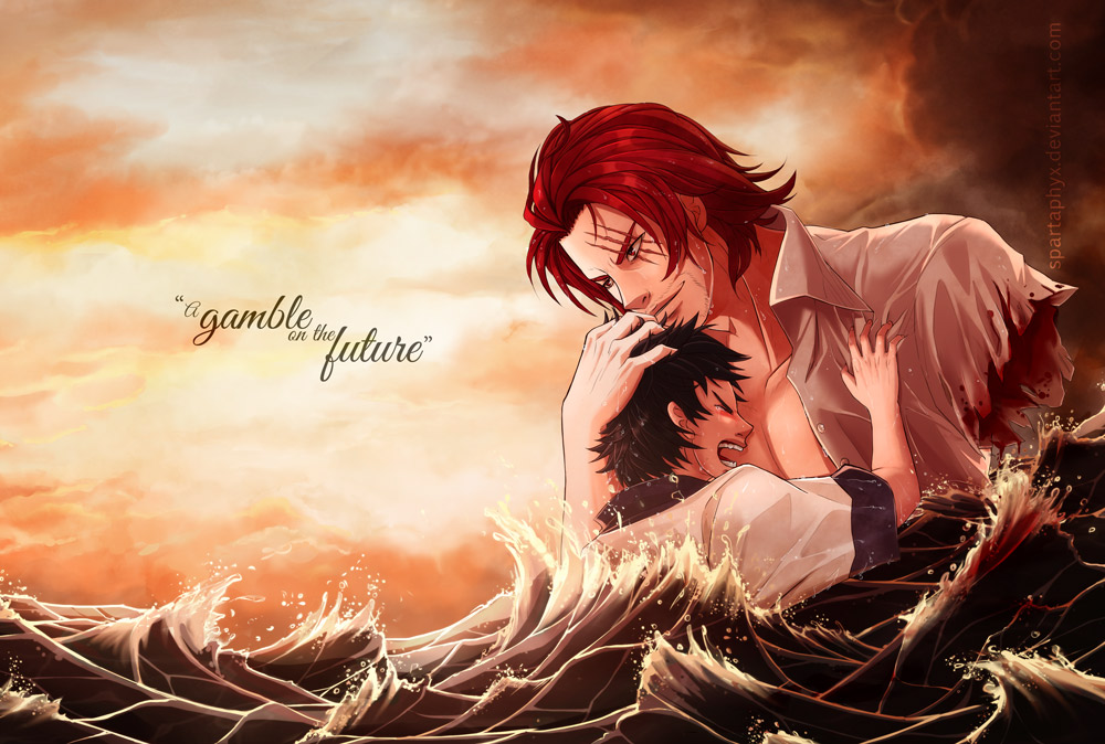 one-piece-luffy-shanks-gamble-for-the-future-by-spartaphyx