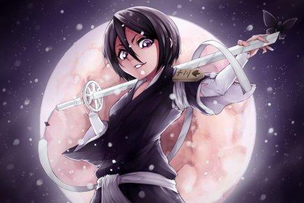 Ice Captain – RukiaKuchiki