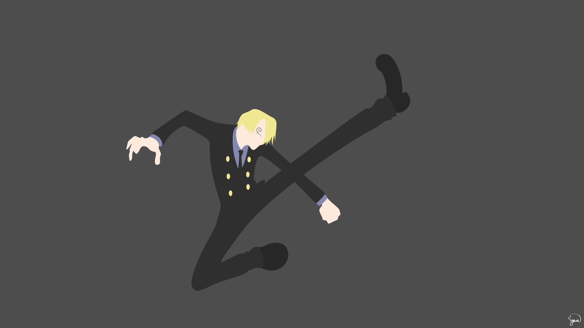 Sanji One Piece Wallpaper By Greenmapple17
