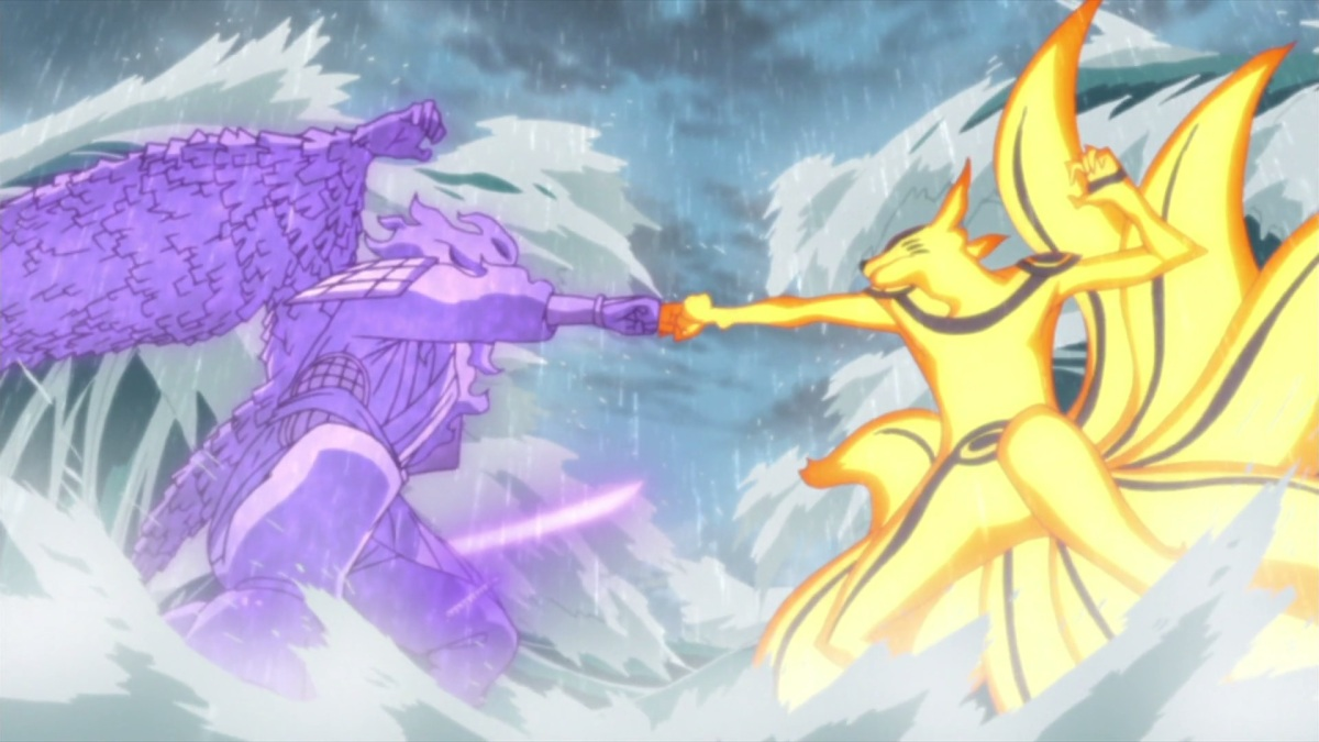 naruto vs sasuke final battle naruto shippuden 476 477 daily