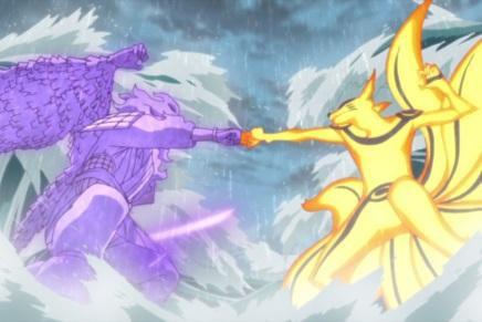 Naruto vs Sasuke! Final Battle – Naruto Shippuden 476 &477