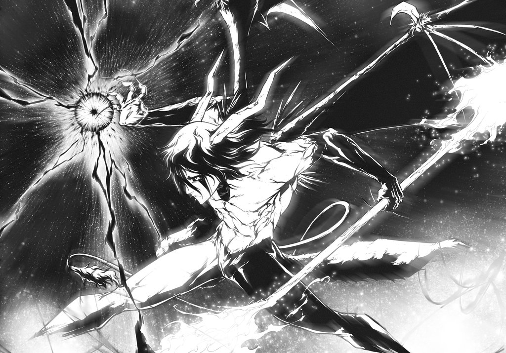 ulquiorra cifer by marvelmania