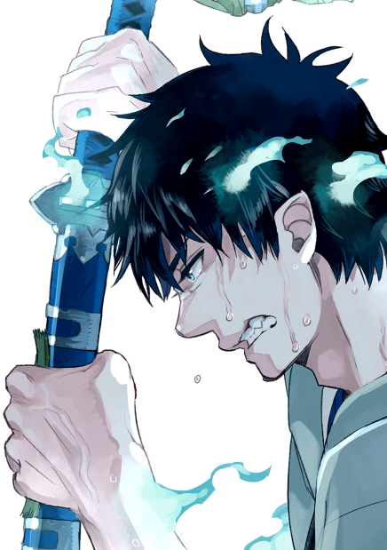 Blue Exorcist's Kyoto Saga English-Subtitle Anime Trailer