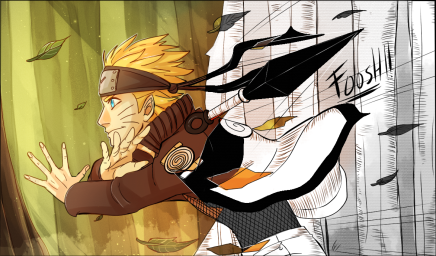 Break Through – Naruto Uzumaki