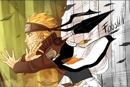 Break Through – NarutoUzumaki