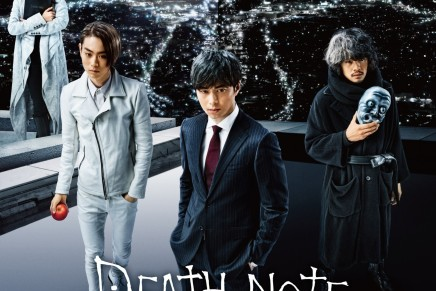 Death Note 2016 Film's English-Subtitled Trailer Streamed