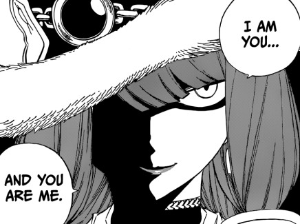 Eileen and Erza! Natsu and Gray – Fairy Tail 507