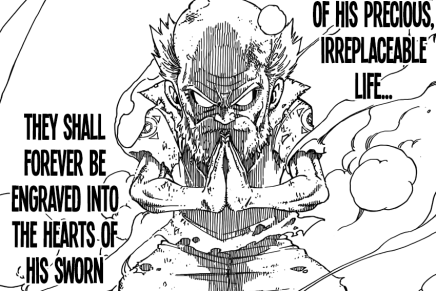 Makarov's Fairy Law! Trump Card – Fairy Tail 505