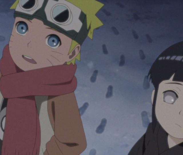 Naruto And Hinata Meet