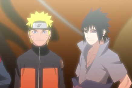 Final Battle Ends! Unison Sign – Naruto Shippuden 478