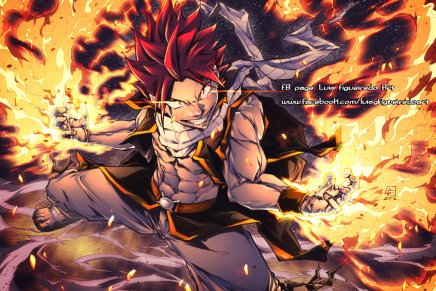 Burning Bright – NatsuDragneel