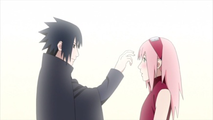 Shinobi World Recovers! Sasuke's Journey – Naruto Shippuden479