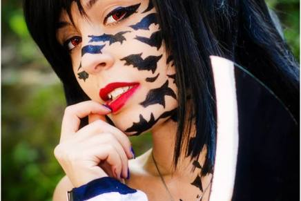Cosplay: Female Sasuke Uchiha
