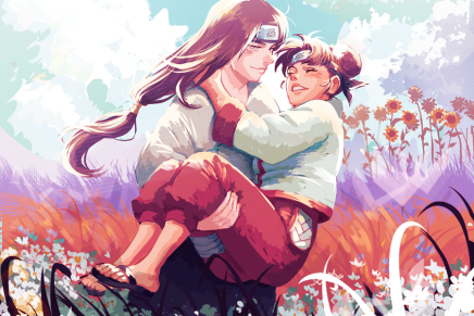 A Little Paradise – Neji and Tenten